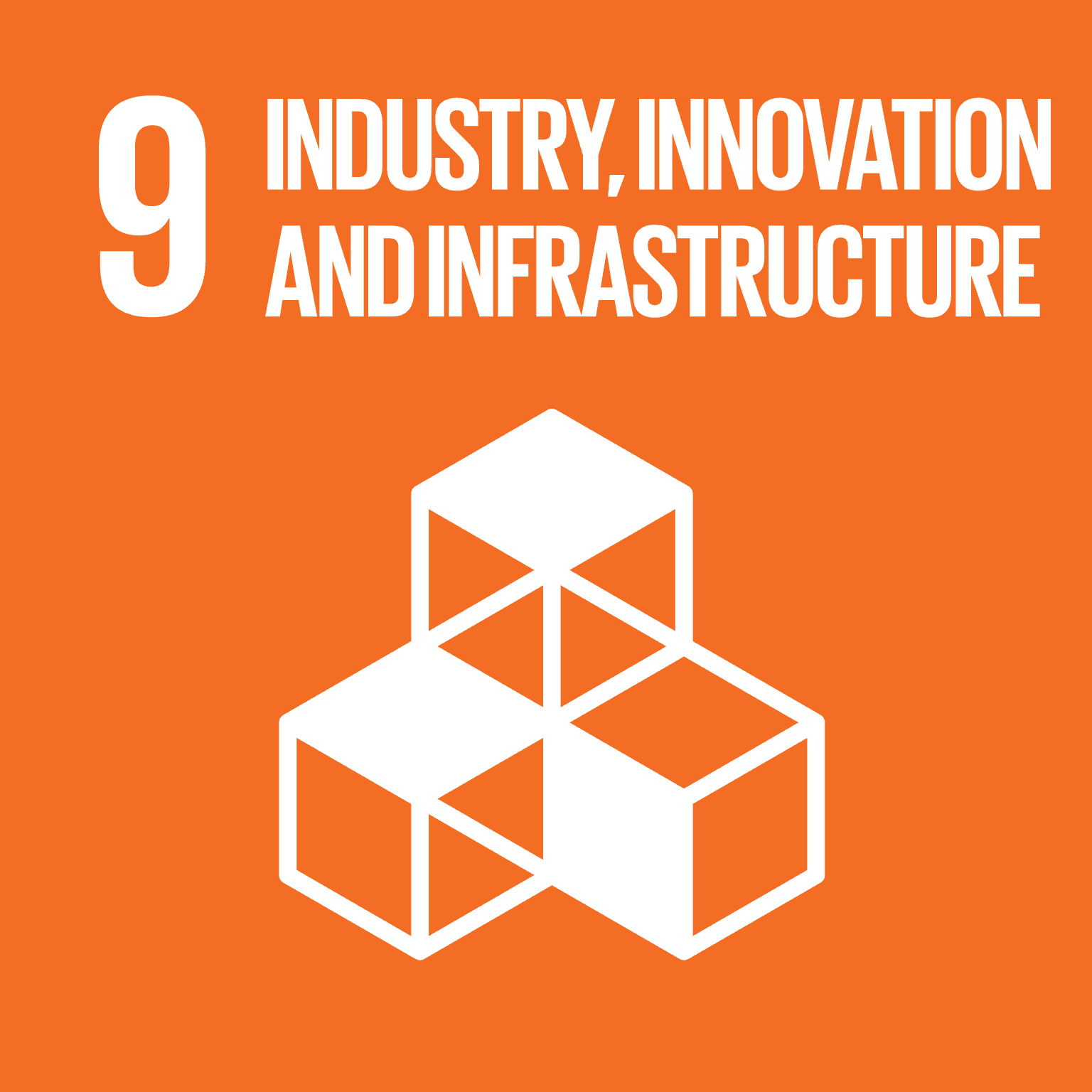 United Nations Sustainable Development Goal 9: Industry, Innovation and Infrastructure