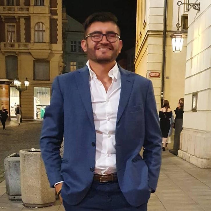 Marco Antonio Rodríguez-Dominguez